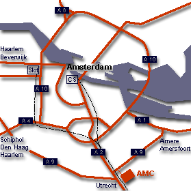Route to AMC